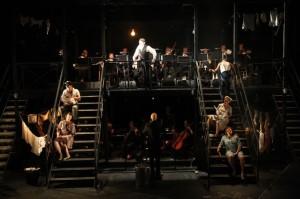 "As Abe Kaplan in ""Street Scene"" Opera Group/Young Vic"
